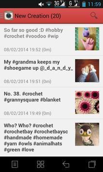Crochet Showcase apk screenshot