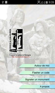 Croix et calvaires de Bretagne poster