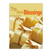 The Best Blessings-Gospel Book icon