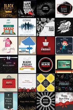 Black Friday Greeting Cards apk screenshot