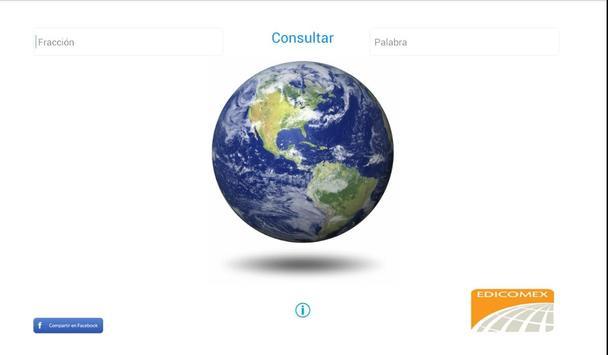 Aranceles apk screenshot