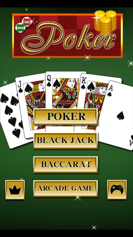 free poker download apk