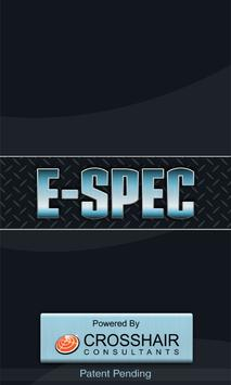 E-Spec apk screenshot