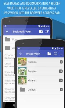 Frost Incognito Browser apk screenshot