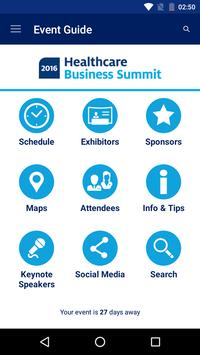 Healthcare Business Summit apk screenshot