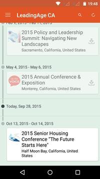 LeadingAge California apk screenshot