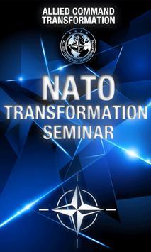 NATO Transformation Seminar poster