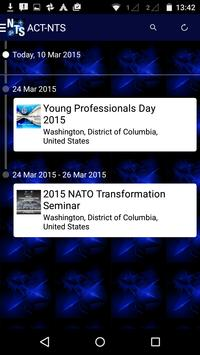 NATO Transformation Seminar apk screenshot