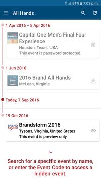Brand All Hands apk screenshot