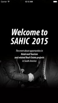 SAHIC - Hotel Investment poster