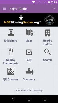 ECC Events App apk screenshot