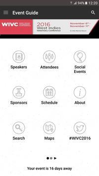 West Indies Vet Conference apk screenshot