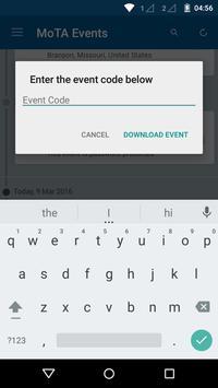 MO Trucking Association Events apk screenshot