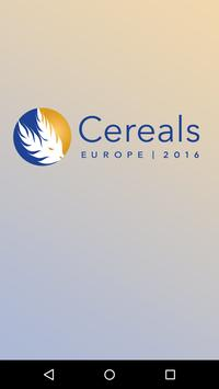 Cereals Conferences poster