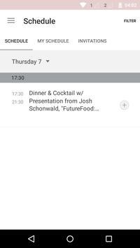 Cereals Conferences apk screenshot
