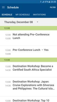 Signature Events apk screenshot