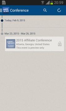 Habitat Conference apk screenshot