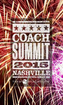 Coach Summit 2015 poster