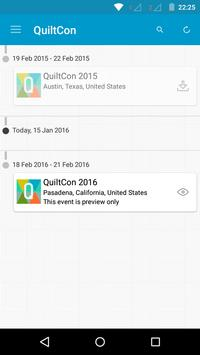 QuiltCon apk screenshot