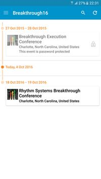 Breakthrough Conference apk screenshot