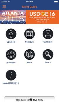 USDOE Small Business Expo apk screenshot