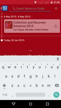 DCS2015 apk screenshot