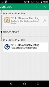 Oklahoma Dental Association apk screenshot
