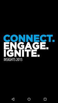 i2GO: INSIGHTS 2015 Mobile App poster