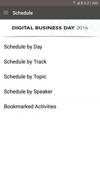 Digital Business Days apk screenshot