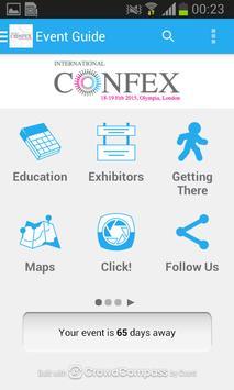 International Confex 2015 apk screenshot