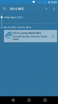 2015 Loring Ward NEC apk screenshot