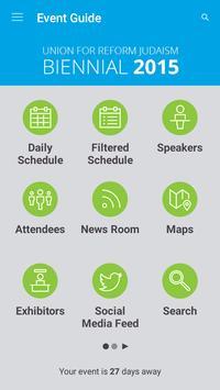 URJ Biennial 2015 apk screenshot