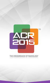 ACR 2015 poster