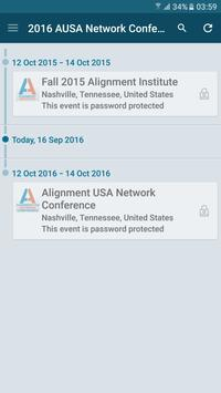 AUSA Network Conference 2016 poster