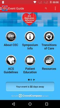 CEC ACS Med Adherence Toolkit apk screenshot