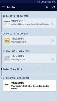 MHPA apk screenshot