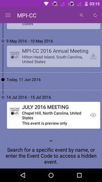 MPI Carolinas Chapter apk screenshot
