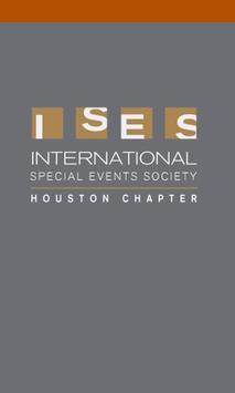 ISES Houston Event App poster