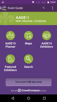 AADE15 Mobile App apk screenshot