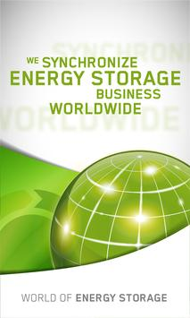 Energy Storage North America poster