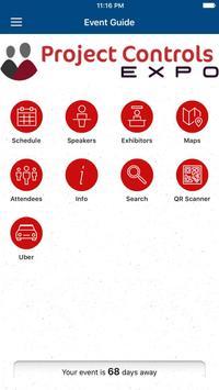 Project Controls Expo apk screenshot