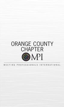 MPI Orange County Events poster