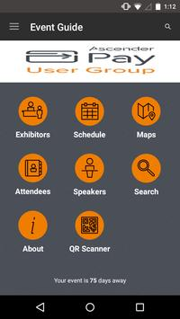 Ascender Pay User Group 2016 apk screenshot