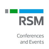 RSM Conferences and Events App icon