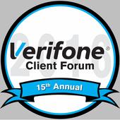 Verifone Client Forum 2016 icon