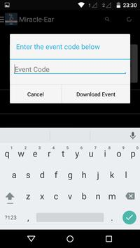 Miracle-Ear Events apk screenshot