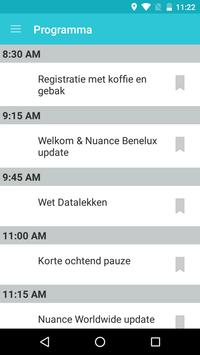 Nuance Event Center apk screenshot