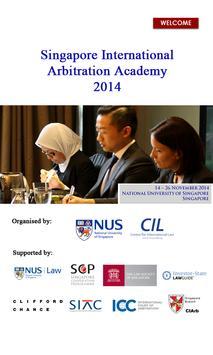 SIAA 2014 poster
