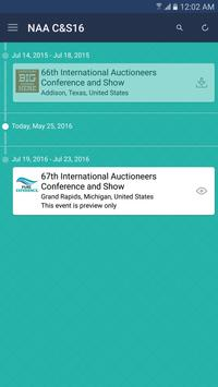 NAA's Conference and Show apk screenshot