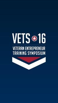 VETS 16 Mobile App poster